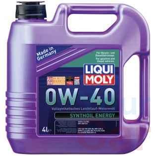 Масло моторное синтетическое Liqui Moly Synthoil Energy 0W-40\\\