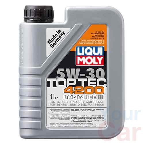 Масло моторное синтетическое Liqui Moly Top Tec 4200 5W-30, 1л в Харькове
