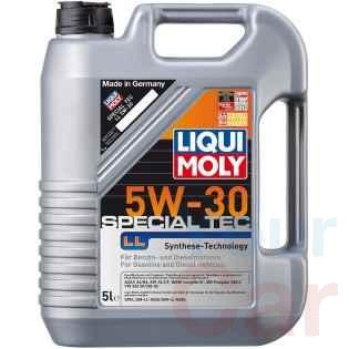 Масло моторное синтетическое Liqui Moly Special Tec LL 5W-30, 5л в Харькове