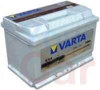 VARTA Silver Dynamic, 12в 77а/ч в Харькове