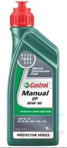 Масло трансмиссионное синтетическое Castrol Manual EP 80W-90, 1л в Харькове