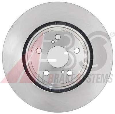 Запчасть 18408 A.B.S. Диск тормозной TOYOTA RAV4 IV 2.0 2.2 2012-,LEXUS RX350 RX450 2008- передн. (пр-во ABS) фото