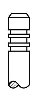 Запчасть v91343 ae Впускной клапан
