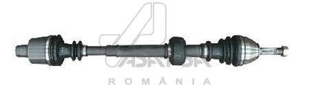 Запчасть 30379 ASAM Піввісь права ABS+ Dacia Logan 1.4/1.6 04- фото