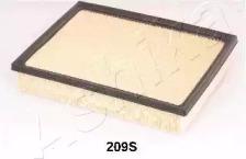 Запчасть 2002209 ashika Воздушный фильтр