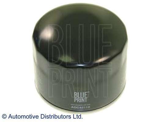 Запчасть ADC42112 BLUE PRINT Фильтр масляный Isuzu, Mitsubishi, Smart (пр-во Blue Print) фото