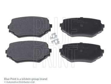Запчасть adk84222 blueprint Комплект тормозных колодок, дисковый тормоз
