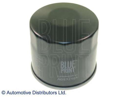 Запчасть ADS72101 BLUE PRINT Фильтр масляный (пр-во Blue Print) фото
