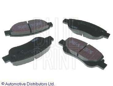 Запчасть adt342155 blueprint Комплект тормозных колодок, дисковый тормоз
