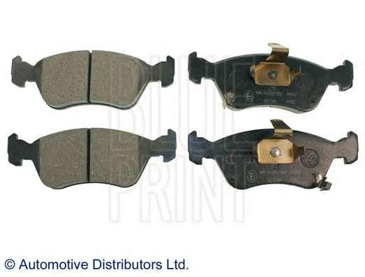 Запчасть adt34292 blueprint Комплект тормозных колодок, дисковый тормоз