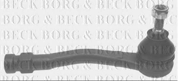 Запчасть BTR5446 BORG & BECK BTR5446 BORG & BECK - Накінечник кермової тяги RH фото