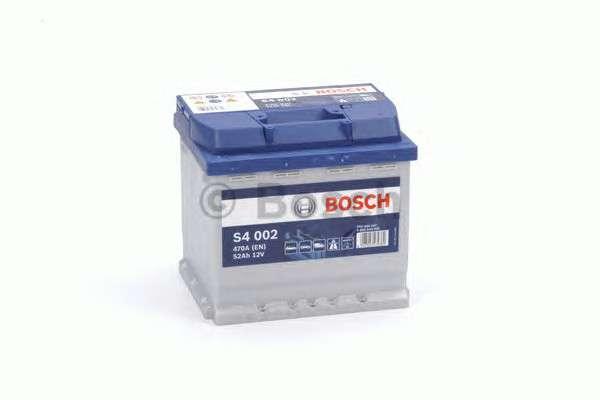 Запчасть 0092s40020 bosch Стартерная аккумуляторная батарея; Стартерная аккумуляторная батарея