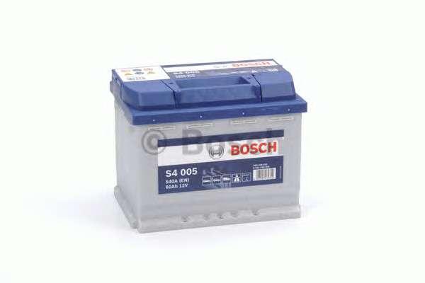 Запчасть 0092s40050 bosch Стартерная аккумуляторная батарея; Стартерная аккумуляторная батарея
