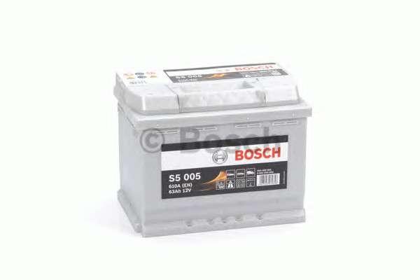 Запчасть 0092s50050 bosch Стартерная аккумуляторная батарея; Стартерная аккумуляторная батарея