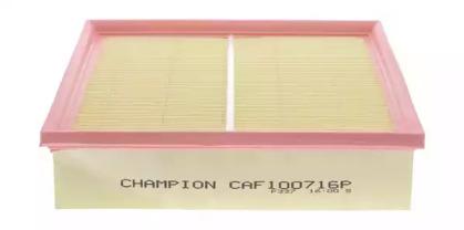 Запчасть CAF100716P CHAMPION U716 Воздушный фильтр фото