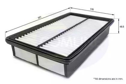 Запчасть CMZ12500 COMLINE CMZ12500 Comline - Фільтр повітря ( аналогWA9441/LX936 ) фото