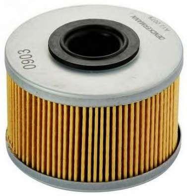 Запчасть a120079 denckermann Топливный фильтр