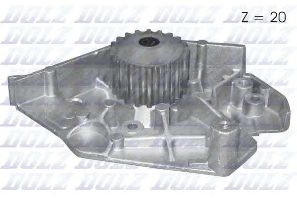 Запчасть C112 DOLZ Помпа водяна фото