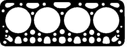 Запчасть 089176 elring Прокладка, головка цилиндра