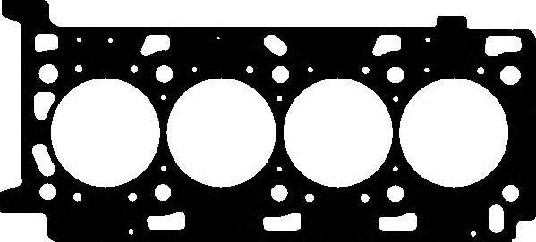 Запчасть 381.752 ELRING Прокладка головки блока RENAULT M9R (пр-во Elring) фото