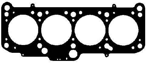 Запчасть 412.882 ELRING Прокладка ГБЦ AUDI/VW 1Z/AFN 2! MLS фото