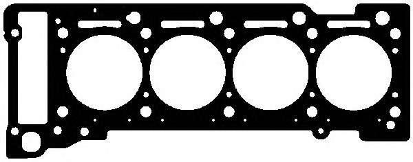 Запчасть 612282 ELRING Прокладка головки блоку циліндрів MB OM611 2,2CDI фото