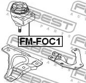 Подвеска, двигатель fmfoc1 febest
