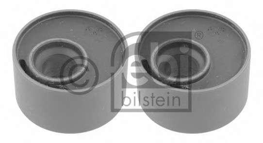 Запчасть 26080 FEBI BILSTEIN Ремонтний комплект важеля, що складається з сайлентблоків та деталей кріплення фото