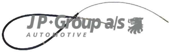 Запчасть 1170303600 jpgroup Трос, стояночная тормозная система