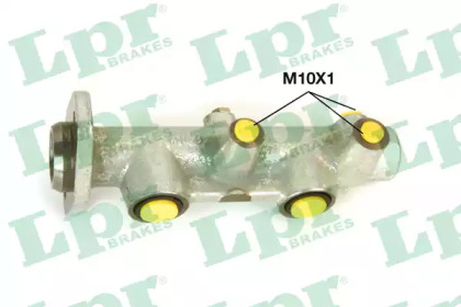 Запчасть 1539 LPR Главный тормозной цилиндр FORD TRANSIT 2.5D / 2.5TD 86-91 фото