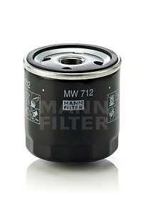 Запчасть MW 712 MANN-FILTER MAN фото