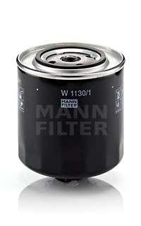 Запчасть W11301 MANN FILTER Фільтр масляний фото