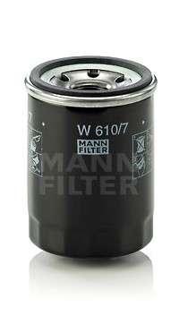 Запчасть W 610/7 MANN-FILTER MAN фото
