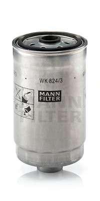Запчасть WK8243 MANN FILTER Фільтр палива фото