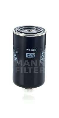 Запчасть WK9506 MANN FILTER Фільтр палива фото
