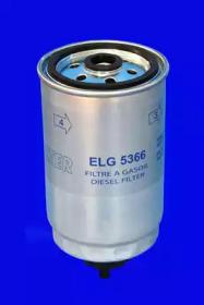 Запчасть ELG5366 MECAFILTER ELG5366 Фільтр палива ( аналогWF8398/KC101) фото