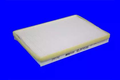 Запчасть ELR7036 MECAFILTER ELR7036 Фільтр салону ( аналогWP6890/LA18) фото