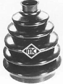 Запчасть 01297 metalcaucho Комплект пылника, приводной вал