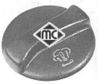 Запчасть 03506 METALCAUCHO Крышка расширительного бачка VW Polo, Golf, Jetta, Passat 1.0-2.8 (81-01) (03506) Metalcaucho фото