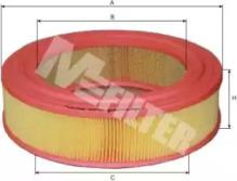 Запчасть A129 M-FILTER Фильтр воздушный MB (пр-во M-filter) фото