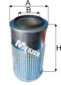 Запчасть a829 mfilter Воздушный фильтр