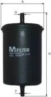 Запчасть BF 674 MFILTER Фильтр топливный фото