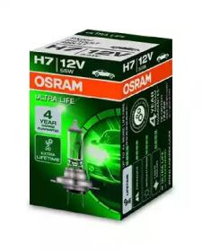 Запчасть 64210 ULT OSRAM Автолампа галогенова 55W фото