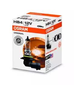 Запчасть 9006 OSRAM Лампа фарная HB4 12V 51W P22d (пр-во OSRAM) фото