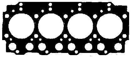 Запчасть AY420 PAYEN Прокладка головки блока металева фото