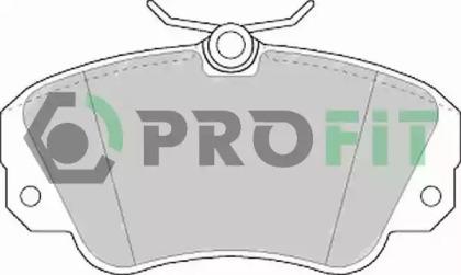 Запчасть 5000-0686 PROFIT Колодки гальмівні дискові фото