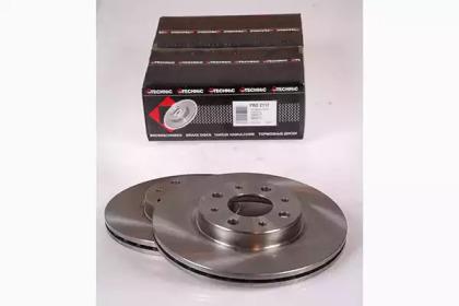 Запчасть prd2117 protechnic Тормозной диск