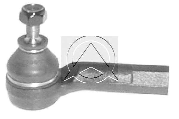 Запчасть 3830 SIDEM Рулевой наконечник левый фото