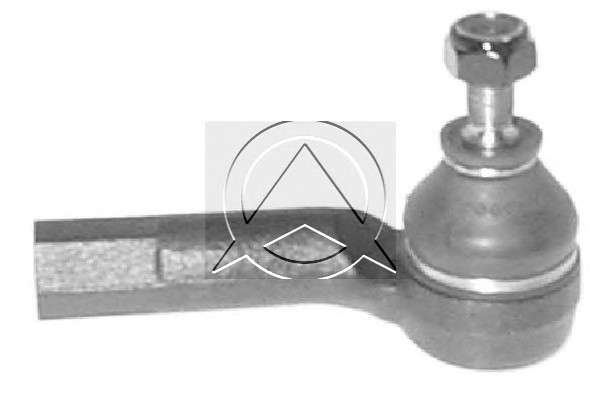Запчасть 3831 SIDEM Рулевой наконечник правый фото