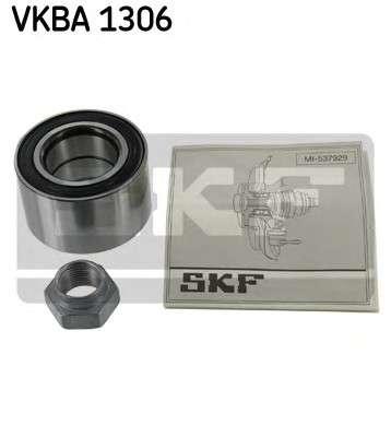 Запчасть VKBA1306 SKF Підшипник колеса,комплект фото